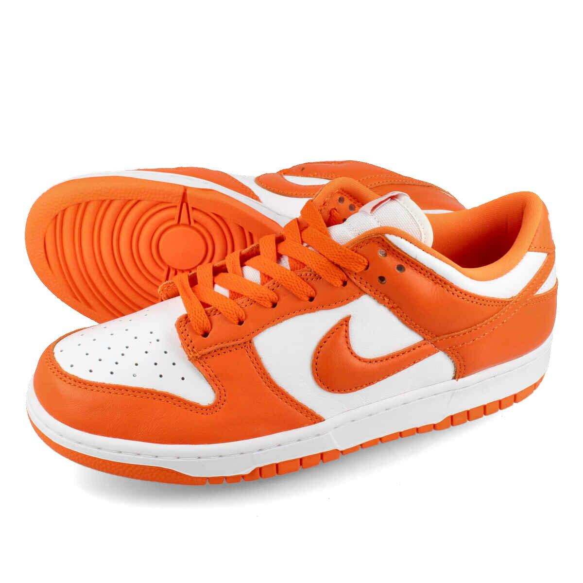 メンズ靴, スニーカー  NIKE DUNK LOW SP SYRACUSE SP WHITEORANGE BLAZE cu1726-101