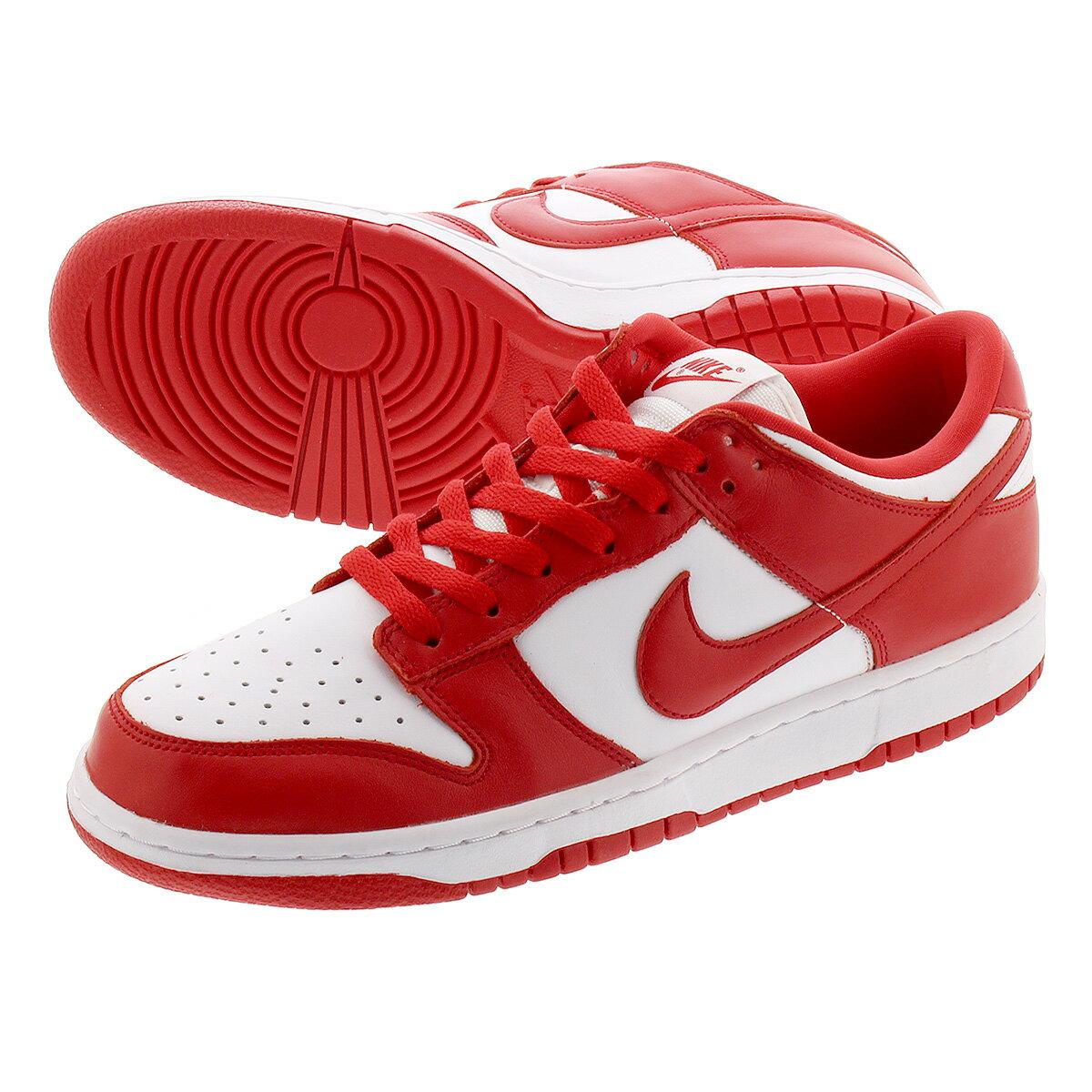 メンズ靴, スニーカー  NIKE DUNK LOW SP ST JOHNS SP WHITEUNIVERSITY RED cu1727-100