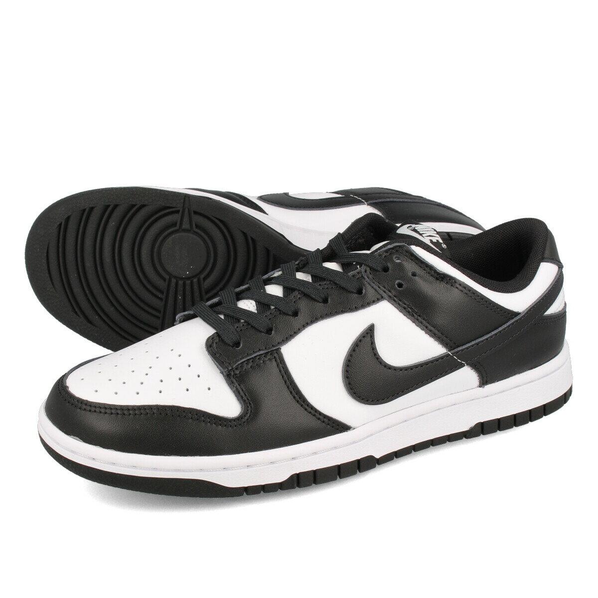 メンズ靴, スニーカー NIKE DUNK LOW RETRO WHITEBLACKWHITE dd1391-100