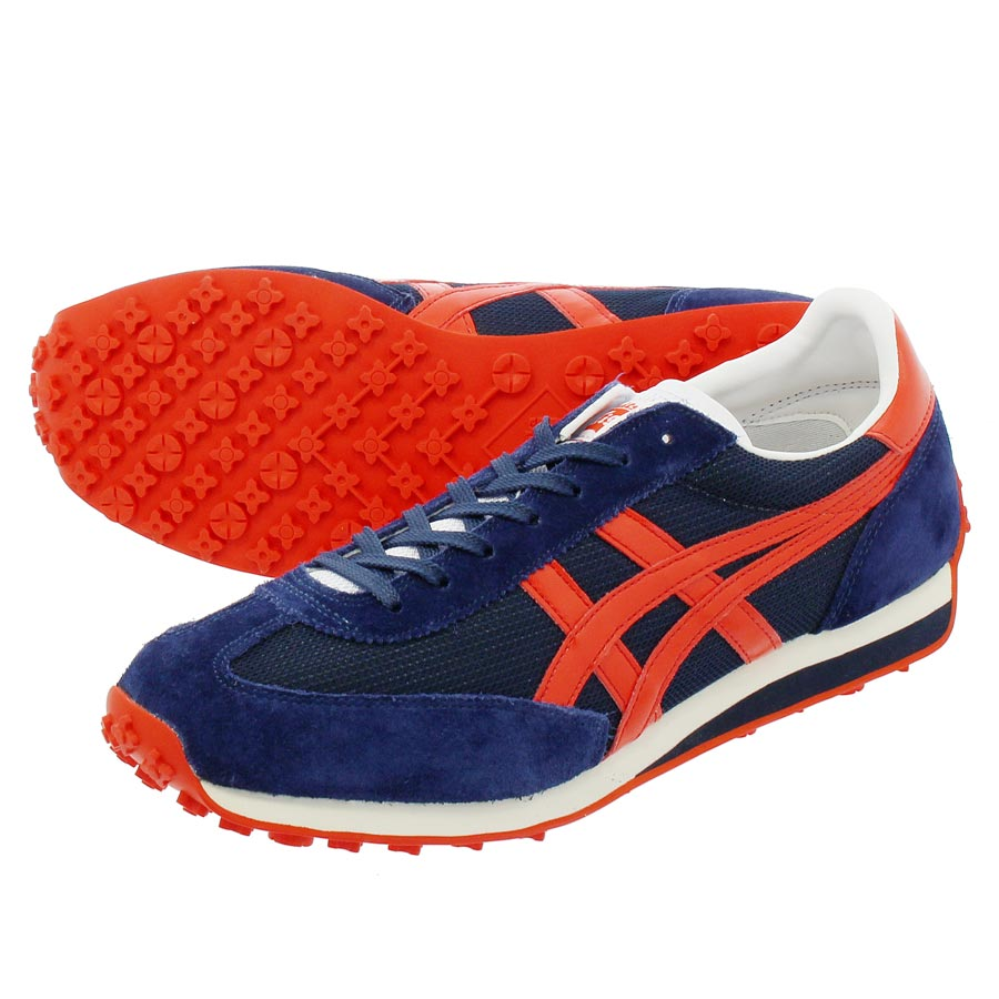 New Onitsuka Tiger EDR 78 TH503N Navy × Red from Japan asics Free shipping