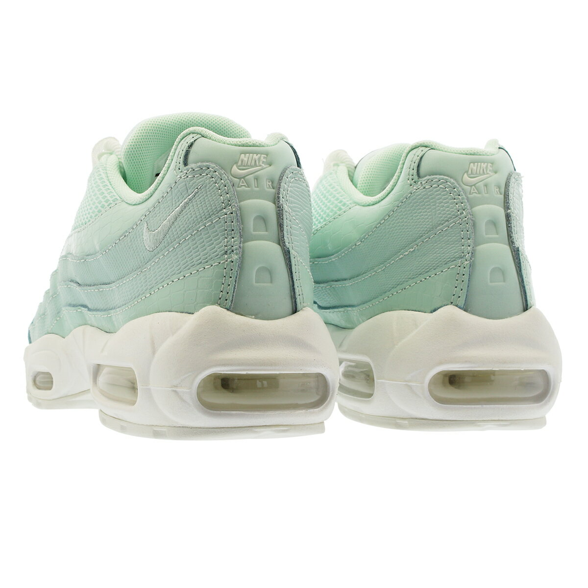 Nike WMNS Air Max 95 PRM BlackSummit White 807443 010
