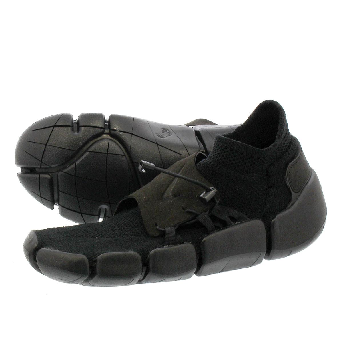メンズ靴, スニーカー  NIKE FOOTSCAPE FLYKNIT DM DM BLACKBLACK ao2611-003