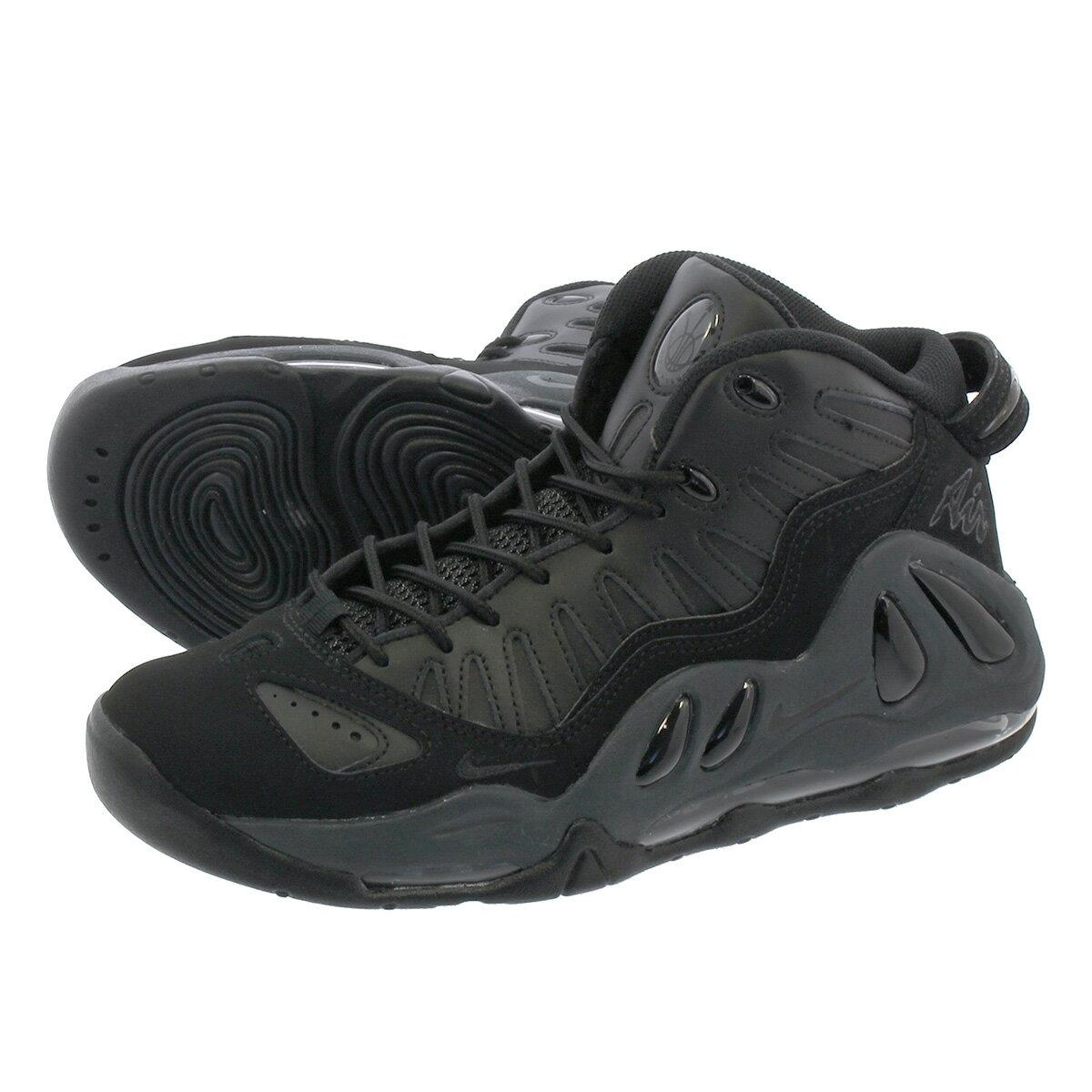 メンズ靴, スニーカー NIKE AIR MAX UPTEMPO 97 97 BLACKBLACKANTHRAICTEBLACK 399207-005