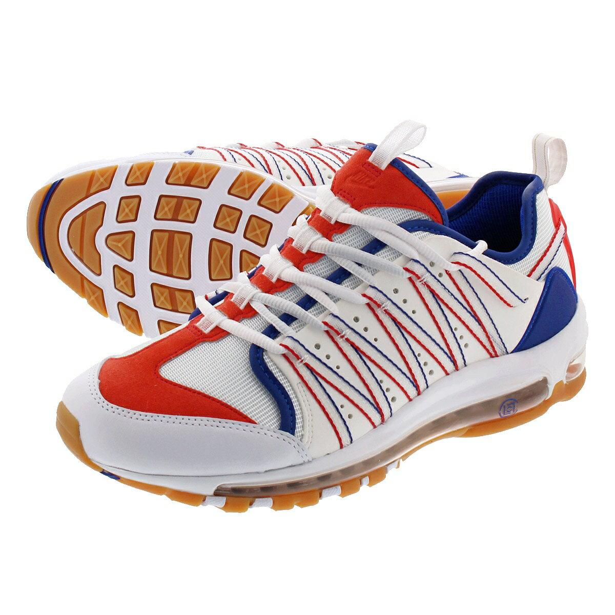 メンズ靴, スニーカー  NIKE x CLOT AIR MAX 97 HAVEN x 97 WHITESAILDEEP ROYAL BLUE ao2134-101