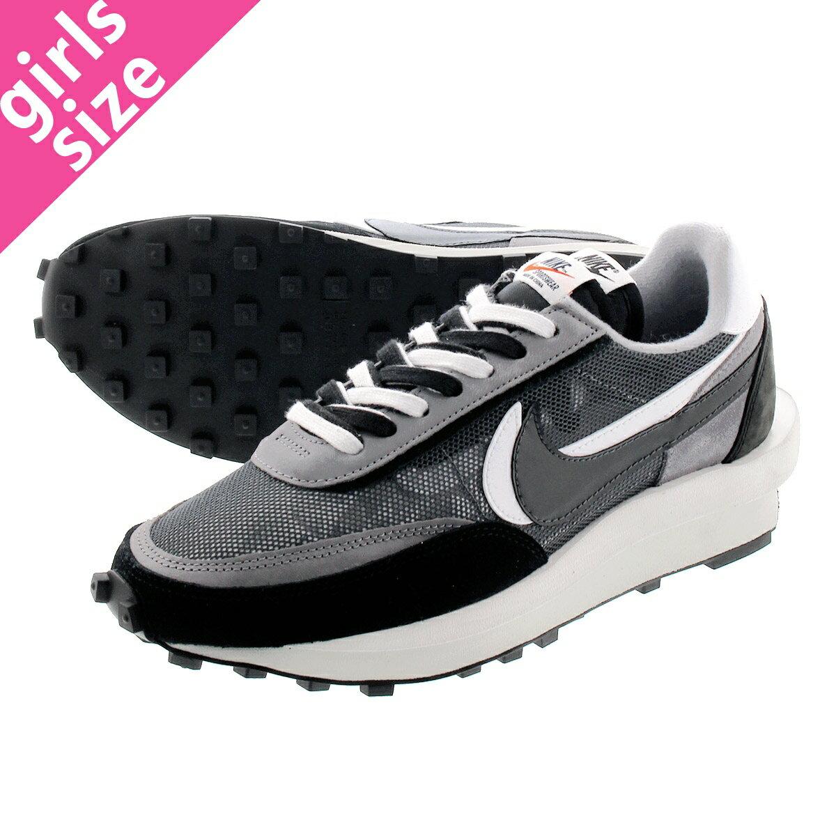 レディース靴, スニーカー sacai x NIKE LD WAFFLE x LD BLACKANTHRACITEWHITE bv0073-001