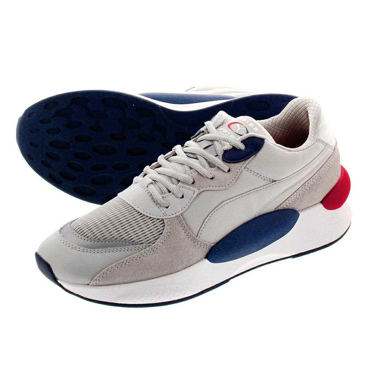 メンズ靴, スニーカー PUMA RS 9.8 GRAVITY RS 9.8 GRAY VIOLETPEACOAT 370370-03