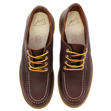 RED WING WORK OXFORD【MADE IN U.S.A.】 レッドウイング ワークオックスフォード MAHOGANY