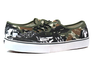 VANS AUTHENTIC S 【SYNDICATE】【WEIRDO DAVE】 バンズ オーセンティック S CHINA GIRL SUMMER