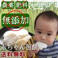 赤ちゃん煎餅(あかちゃんせんべい)8枚入り×6袋農薬不使用、完全無添加
