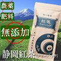 静岡紅茶ティーバッグ2g×10袋収穫前の3年以上、農薬・化学肥料・微生物資材等を使用していない