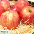 ふじ 訳あり3kg箱(9〜12玉)(青森県 田村りんご農園)特別栽培 減農薬 りんご 送料無料 産地直送 お徳用 規格外
