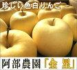 金星 A品5kg箱(12〜20玉)(青森県 阿部農園)特別栽培減農薬りんご・送料無料・産地直送