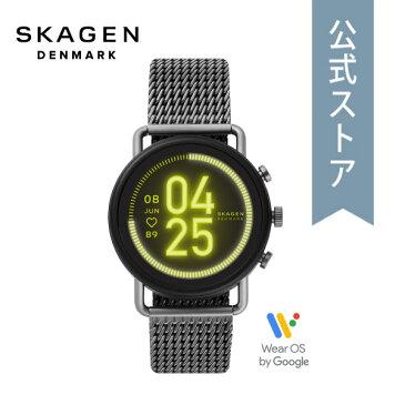 4/29から 期間限定 ポイント20倍! スカーゲン スマートウォッチ タッチスクリーン メンズ レディース 腕時計 SKAGEN 時計 ウェアラブル SMART WATCH SKT5200 FALSTER3 公式 2年 保証
