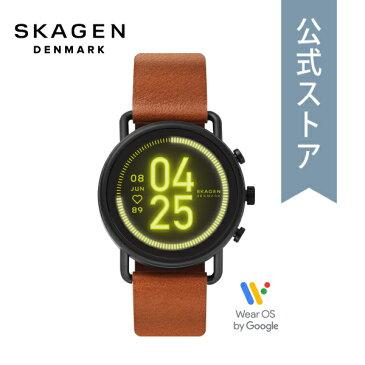 4/29から 期間限定 ポイント20倍! スカーゲン スマートウォッチ タッチスクリーン メンズ レディース 腕時計 SKAGEN 時計 ウェアラブル SMART WATCH SKT5201 FALSTER3 公式 2年 保証