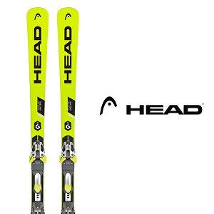 ヘッド スキー板 HEAD【2018-19モデル試乗板】WORLDCUP REBELS I.SPEED + FREEFLEX EVO 14 RACE