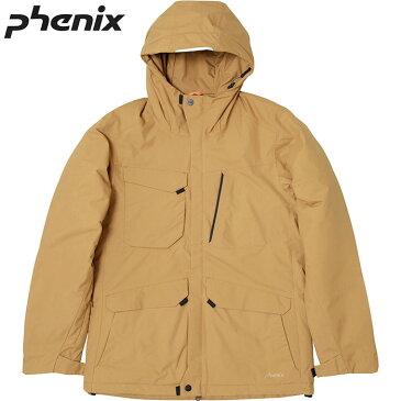 ポイント10倍!【10月12日16:00〜10月26日10:59まで】PHENIX フェニックス Darien Jacket Men's インサレーション JKT :PH952OT24 [206_ODW] [206_SALE]
