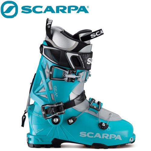 ポイント10倍!【9月28日19:00〜10月12日10:59まで】 スカルパ 18-19 SCARPA 2019 ゲア2 GEA2 レディース 兼用靴 ツアーブーツ ウォークモード付き バックカントリー [206_BCA]