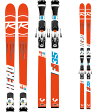 16-17 ロシニョール ROSSIGNOLHERO FIS GS (R21 WC)ROCKERFLEX White Icon(金具付き)