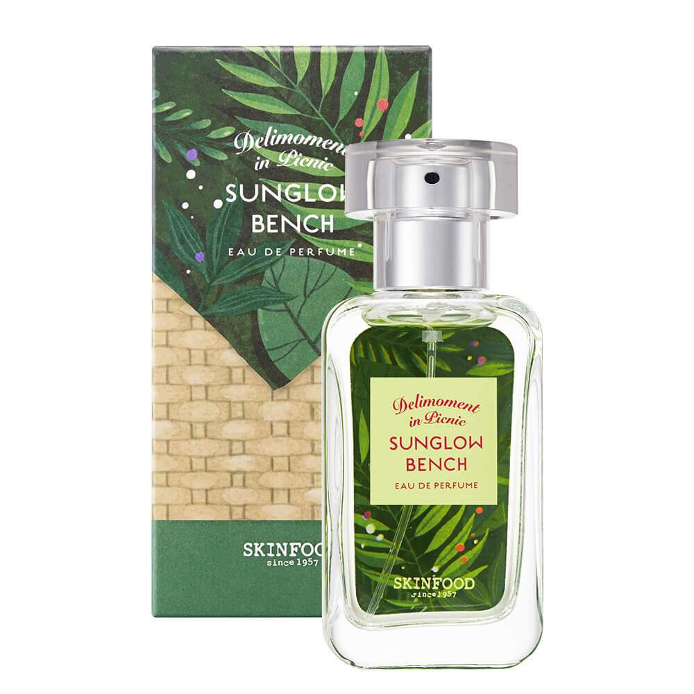 デリモメント イン ピクニック オードパフューム サングロウベンチ / 本体 / 30ml / 爽やかな風のようなフレッシュグリーンの香り