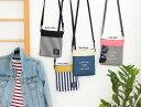 【ICONIC】Tripping Cross Bag 【トリップクロスバッグ】 ★4種類 クロスバック 旅行 スリム シンプルクロスバッグ 斜めがけ ショルダー レディースバッグ