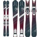 ROSSIGNOL ロシニョール 19-20 スキー 2020 EXPERIENCE 80 CI W + (XPRESS W 11 金具付き) エクスペリエンス 80 CI W レディース スキー板 RAIFH02