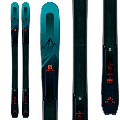 サロモン MTN EXPLORE(エクスプローラー)スキー【2019-2020】