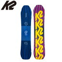 【ポイント10倍 9/30 10時迄】K2 スノーボード ケーツー 板 PARTY PLATTER パーティープラッター 20-21