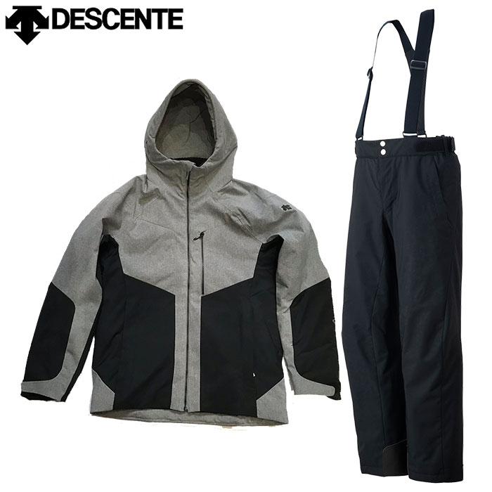 DESCENTE デサント SIO LAXING JACKET & LAXING 19FW PANTS 19FW