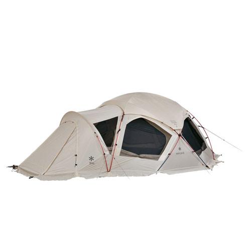 [] SNOWPEAK スノーピーク ドックドームPro.6 アイボリー Dock Dome Pro.6 Ivory 〔テント タープ シェルター〕 (NC):SD-507IV