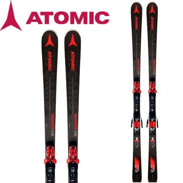 スキーアウトレットセール開催中 ATOMIC アトミック 17-18 スキー ski 2018 REDSTER G9i レッドスターG9i + X12TL-RS (金具付き) 基礎 デモ カービング: [2018pt0] [38SSスキー]