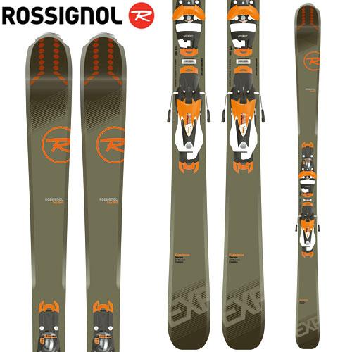 ROSSIGNOL ロシニョール 18 19 スキー 2019 エクスペリエンス 88