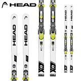 HEAD ヘッド 18-19 スキー Ski 2019 WORLDCUP REBELS I GS RD PRO (RACE PLATE WCR14) +FF EVO16金具付き レーシング GS (-):