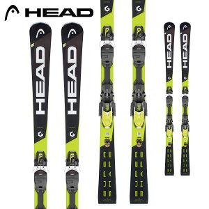 HEAD ヘッド 18-19 スキー Ski 2019 スーパーシェイプ スピード SUPERSHAPE I SPEED (PRD 12 GW 金具付き) 基礎 デモ オールラウンド (-):