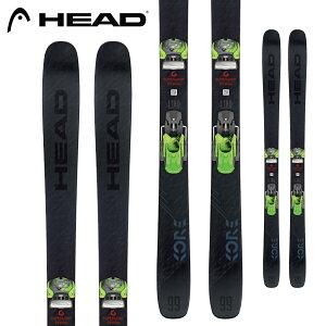HEAD ヘッド 18-19 スキー Ski 2019 コア 99 KORE 99 (板のみ) パウダー ロッカー オールマウンテン (-):
