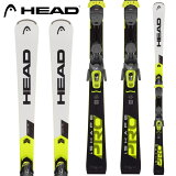 HEAD ヘッド 18-19 スキー Ski 2019 WORLDCUP REBELS I SHAPE PRO + PR 11 GW オールラウンド 基礎 ショート (-):313408