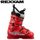 REXXAM レクザム 17-18 スキーブーツ skiboot 2018 PowerMAX 95 パワーマックス95 (RED) 基礎 オールラウンド: