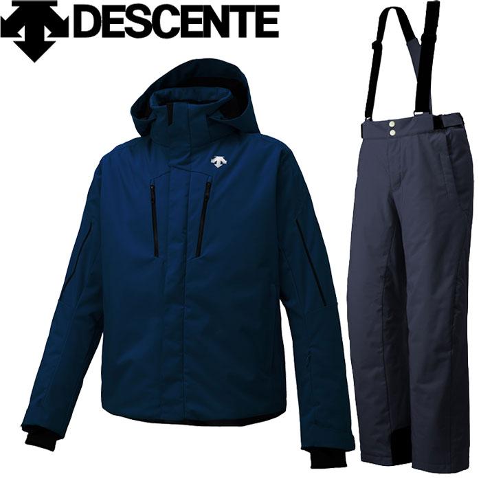 送料無料] DESCENTE デサント オンライン スキーウェア 18 19