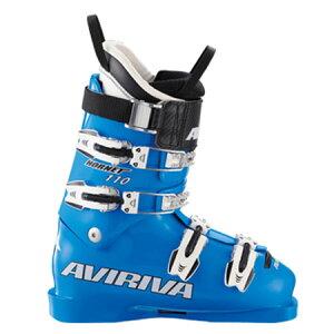 アビリーバ AVIRIVA スキーブーツ 14-15 HORNET 110  ホーネット110 レーシング デモ  [40-49スキー用品]