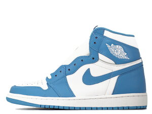 NIKE AIR JORDAN 1 RETRO HI OG POWDER BLUE 55508…