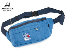 Atributika&Club/アトリブチカ NHL WESTBAG ※ニューヨーク レンジャース※ 【NHLグッツ】 #58120