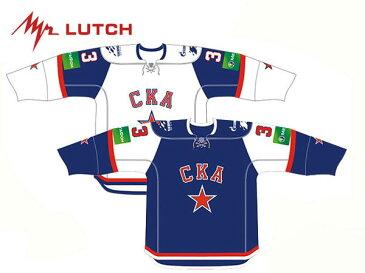 LUTCH/ルッチ KHL Replicaジャージ/背番号・背ネーム入り ※CKA Sankt Peterburg※ シニア【KHLグッツ】 2012/13