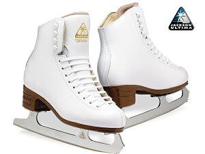 JACKSON/ジャクソン アーティストプラスセット 白 YTHサイズ【フィギュアスケート靴】