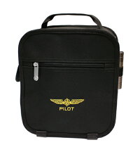 DESIGN4PILOTSパイロットフライトバックパイロットケースヘッドセットバック黒HeadsetBag【日本総代理店】