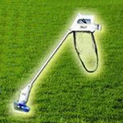 ●電動草刈機 充電式コードレス草刈り機 [KT-625A] よく切れるメタルコードレス草刈機