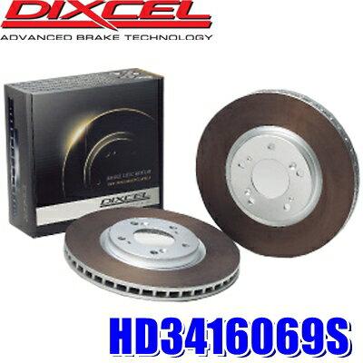 ブレーキ, ブレーキローター HD3416069S HD