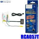 RCA057T データシステム パノラミックビュー対応カメラ接続ア...