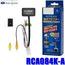 RCA084K-A データシステム 全方位モニターカメラ接続アダプタ...