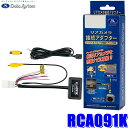 RCA091K データシステム 全方位モニターカメラ接続アダプター...