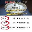 令和2年産 お米 10kg 岡山県産コシヒカリ 10kg(5kg×2袋) 送料無料 3