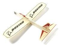 ボーイング組み立て式木製飛行機